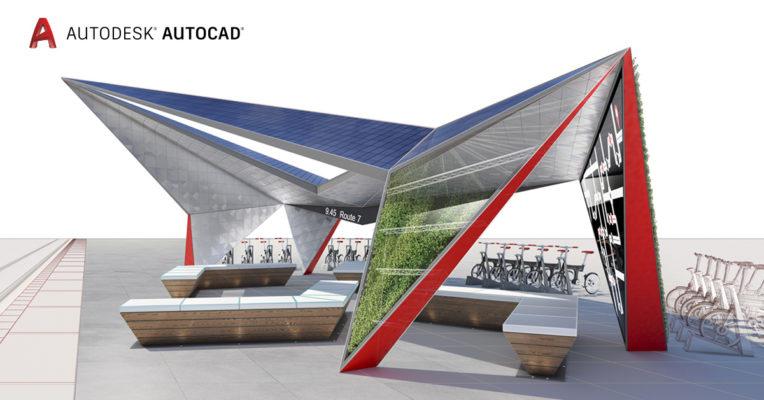 AutoCAD 2021 Social TransportationHub FB1200x628