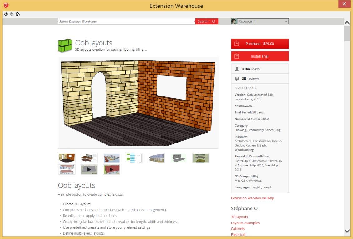 Extension-warehouse-sketchup