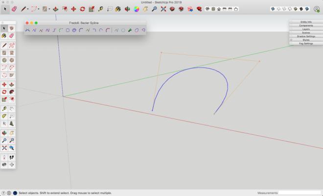 Phần mềm Fredo 6 - Plugin for SketchUp