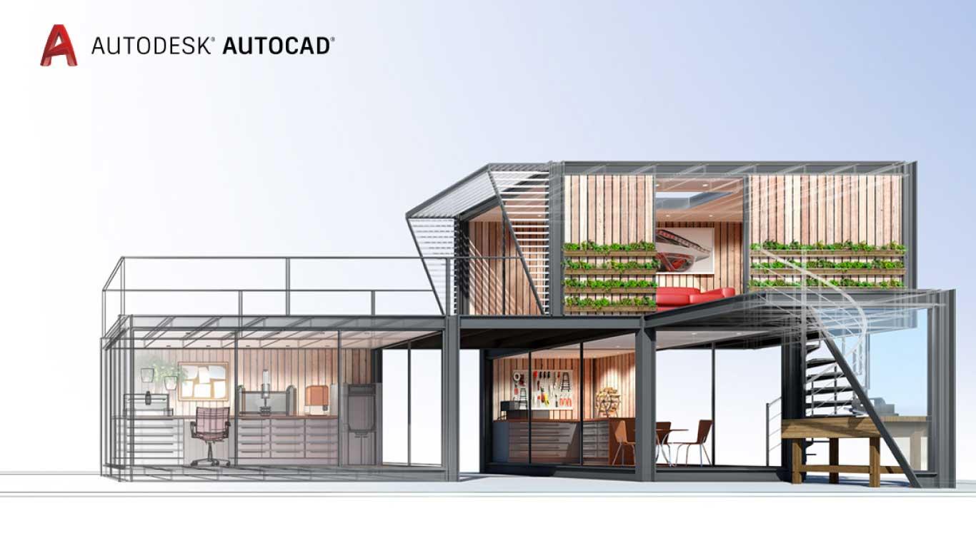 Phần mềm AutoCAD 2021