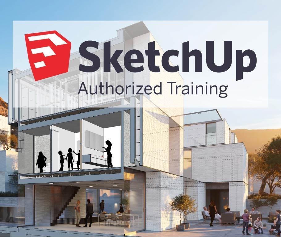 Đào Tạo ủy quyền SketchUp