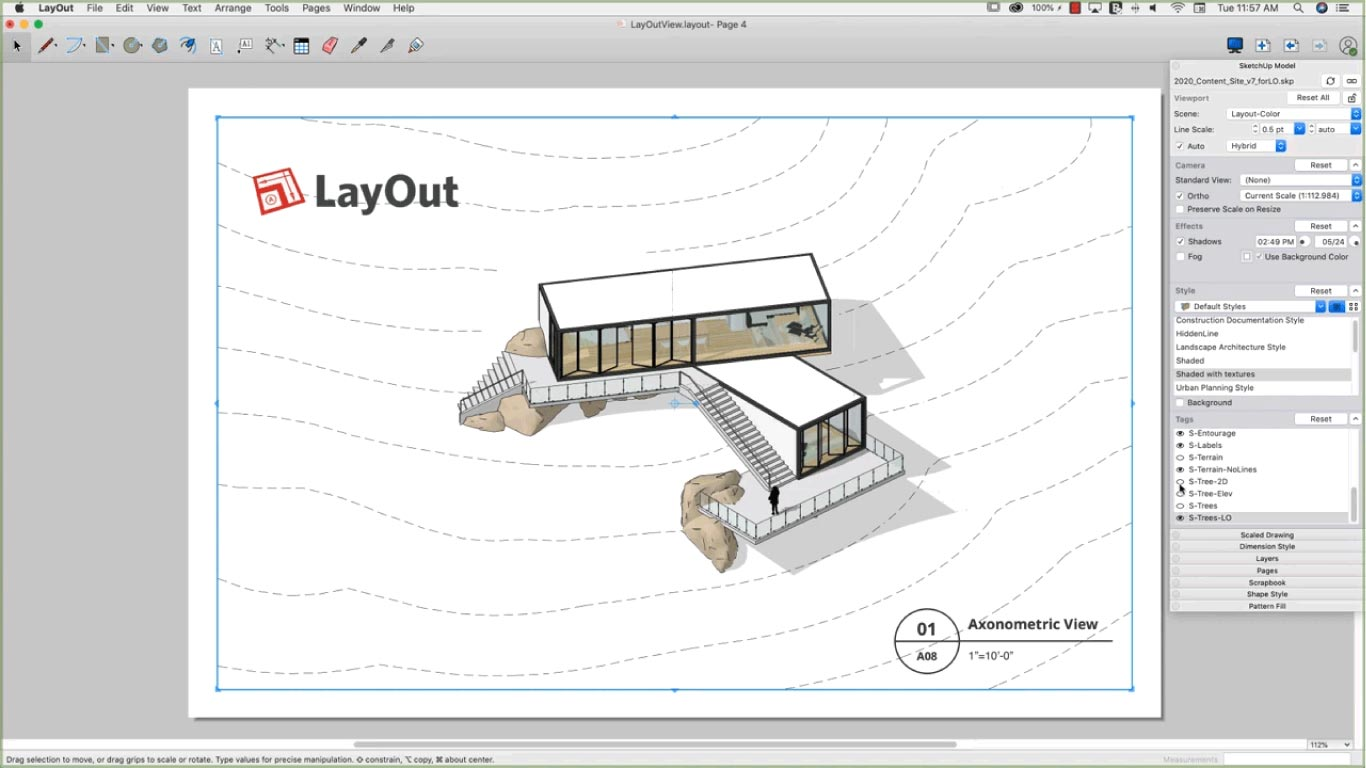 SketchUp-pro-2020-customization