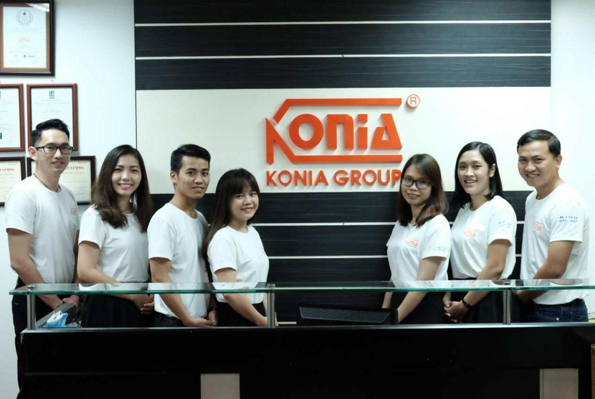 Công ty Konia