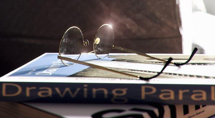 V-ray for SketchUp hiệu ứng tương tác ống kính
