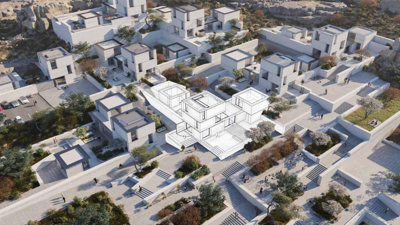 phan mem SketchUp quy hoạch đô thị