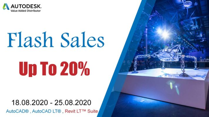 Flash Sales AutoCAD AutoCAD LT