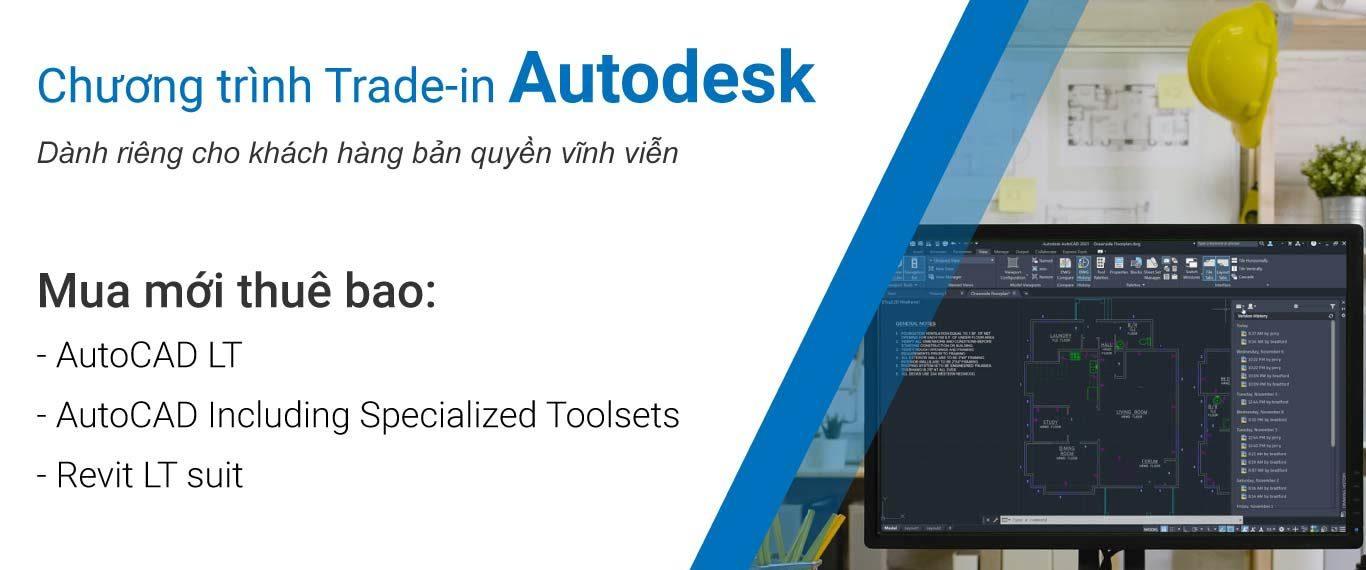 Autodesk trade in 7.8 - 23.10