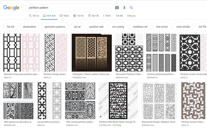 tải pattern
