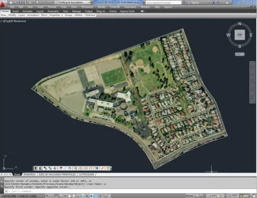 CAD Earth 2