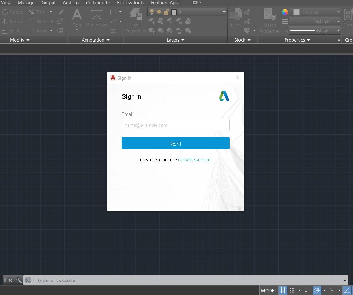Tải phần mềm AutoCAD for student