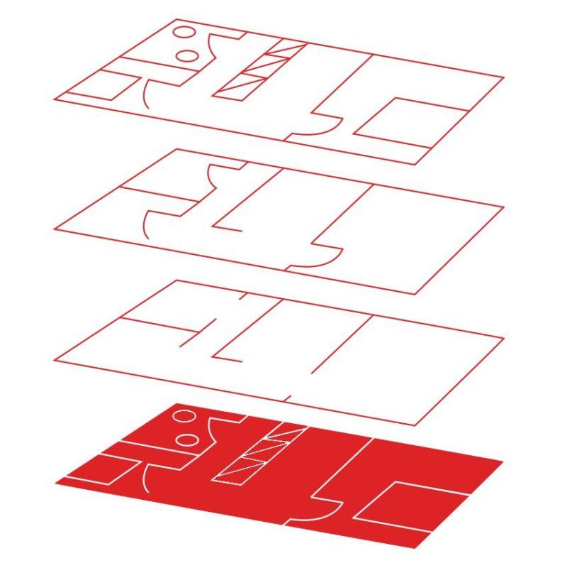 Sắp xếp Layer AutoCAD