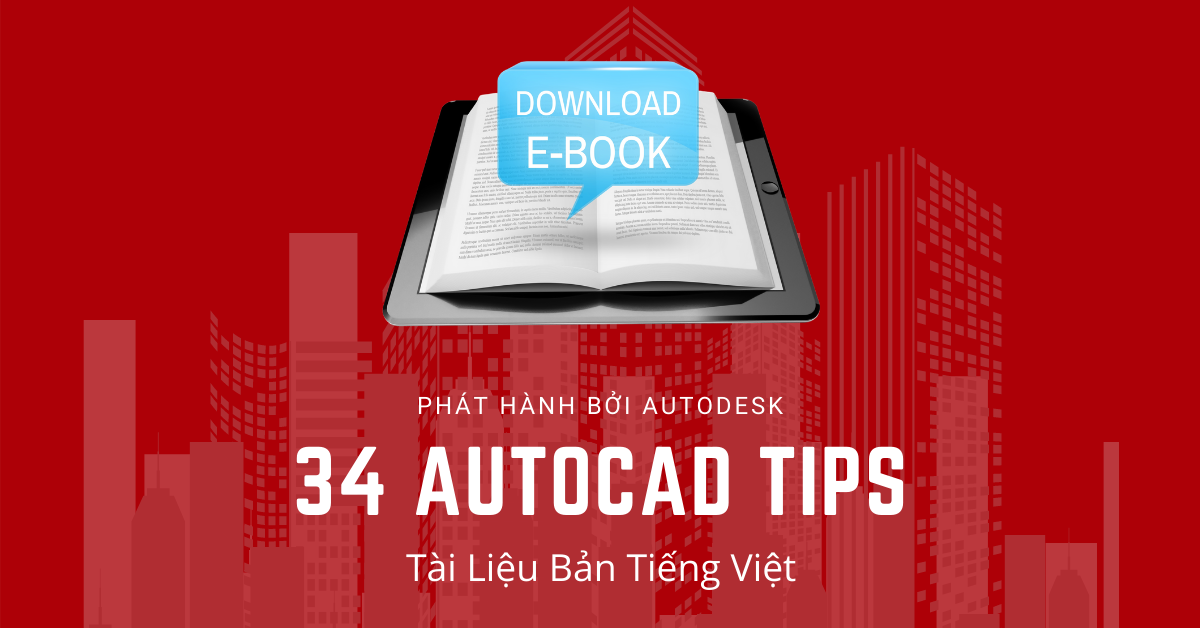 34 AutoCAD Tips