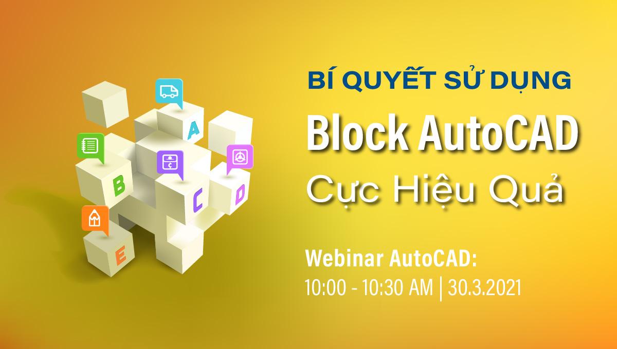 Webinar Blocks AutoCAD 01 01