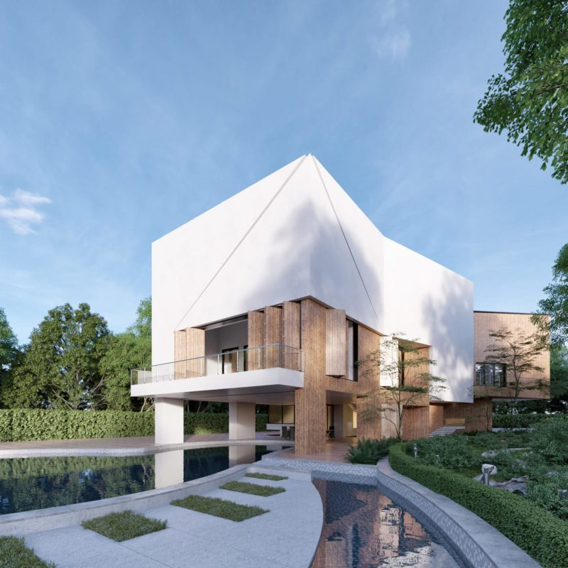 Hoang Ngoc Duy Kooshk House vray sketchup 2