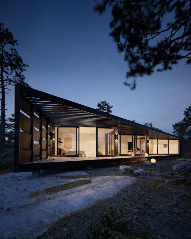 radek ignaciuk archipelago house architecture vray 3ds max 01