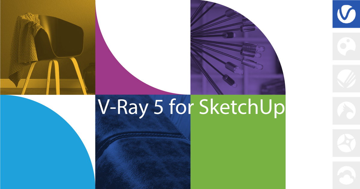 V Ray 5 for SketchUp update 1