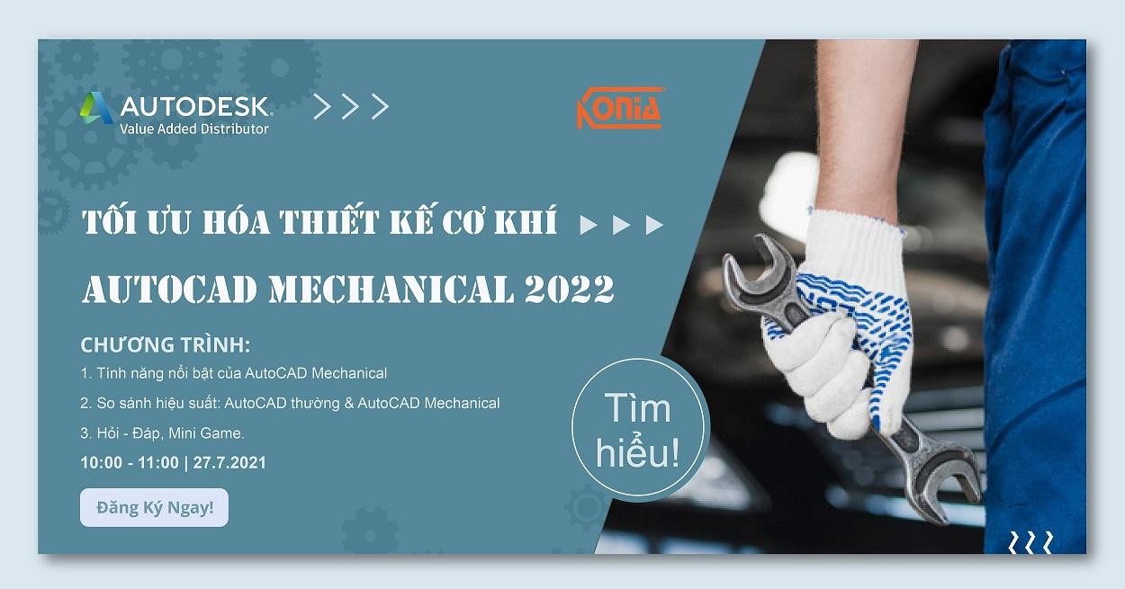 AutoCAD Mechanical 2022 02