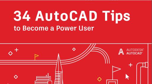 34 AutoCAD Tips En